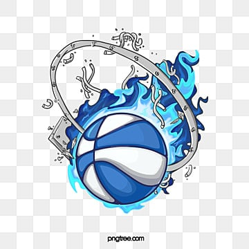 cartoon basketball png images