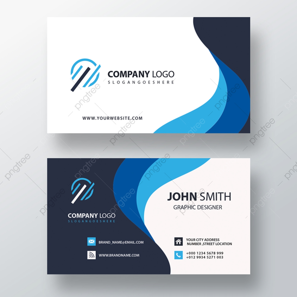 hight resolution of commercial use resource upgrade to premium plan and get license authorization upgradenow blue wavy business card