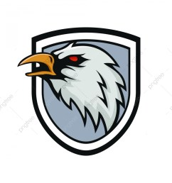 commercial use resource upgrade to premium plan and get license authorization upgradenow eagle vector logo mascot  [ 1200 x 1200 Pixel ]