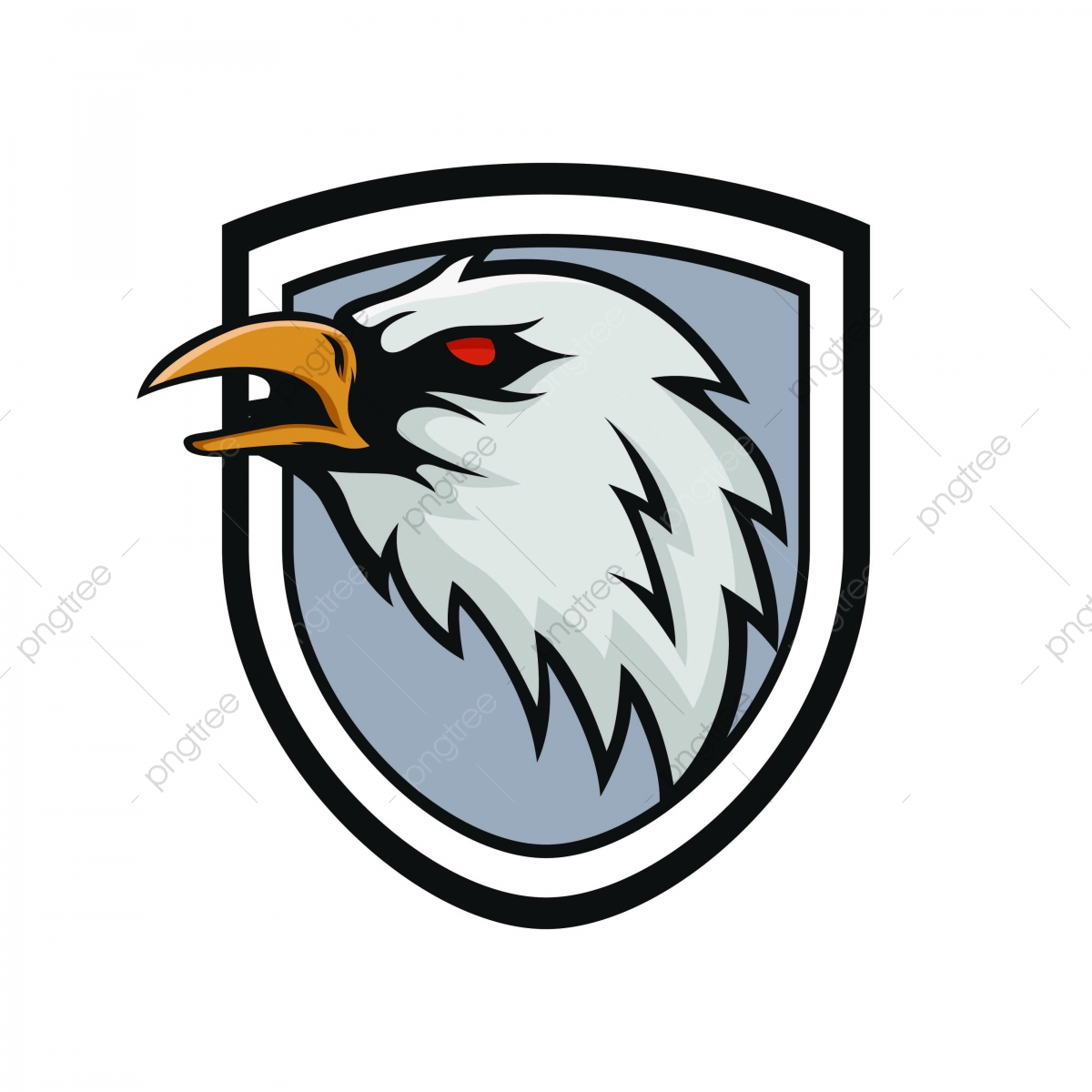 hight resolution of commercial use resource upgrade to premium plan and get license authorization upgradenow eagle vector logo mascot