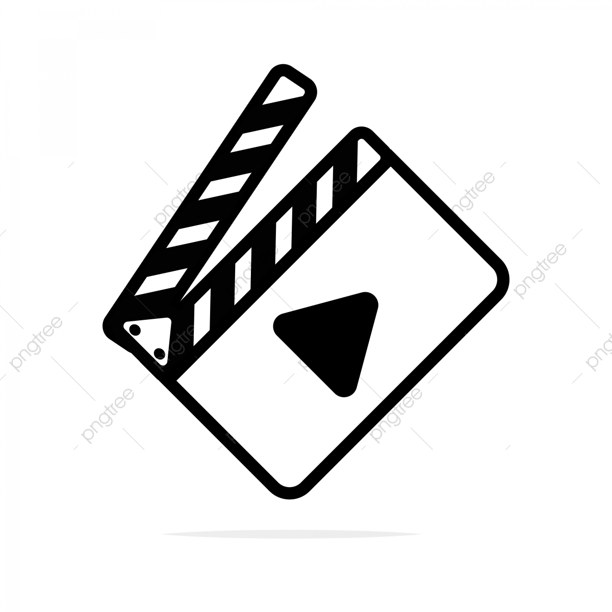 Movie Icon Which Is Designed For All Application Purpose