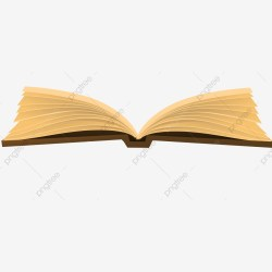 Open Book Book Cartoon Books Book Clipart Cartoon Illustration Creative Cartoon PNG and Vector with Transparent Background for Free Download