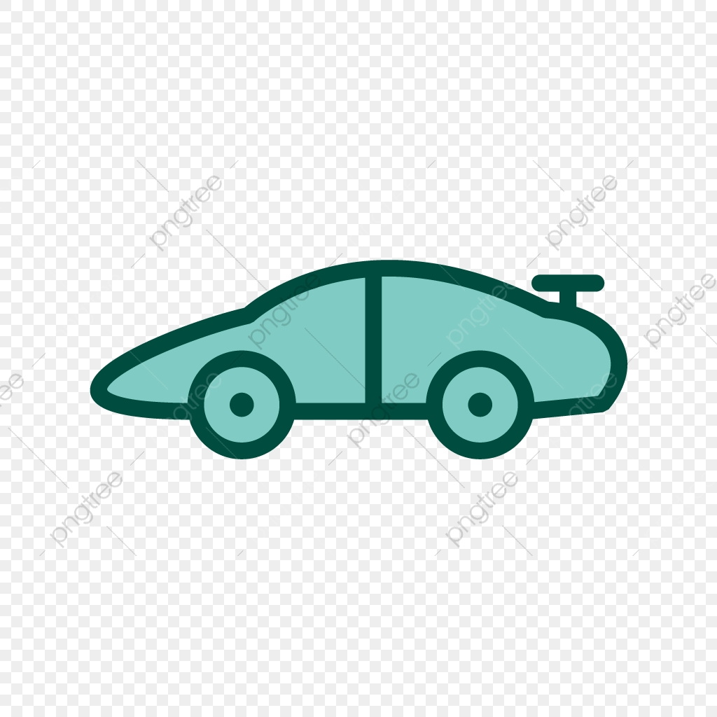 vector sports car icon
