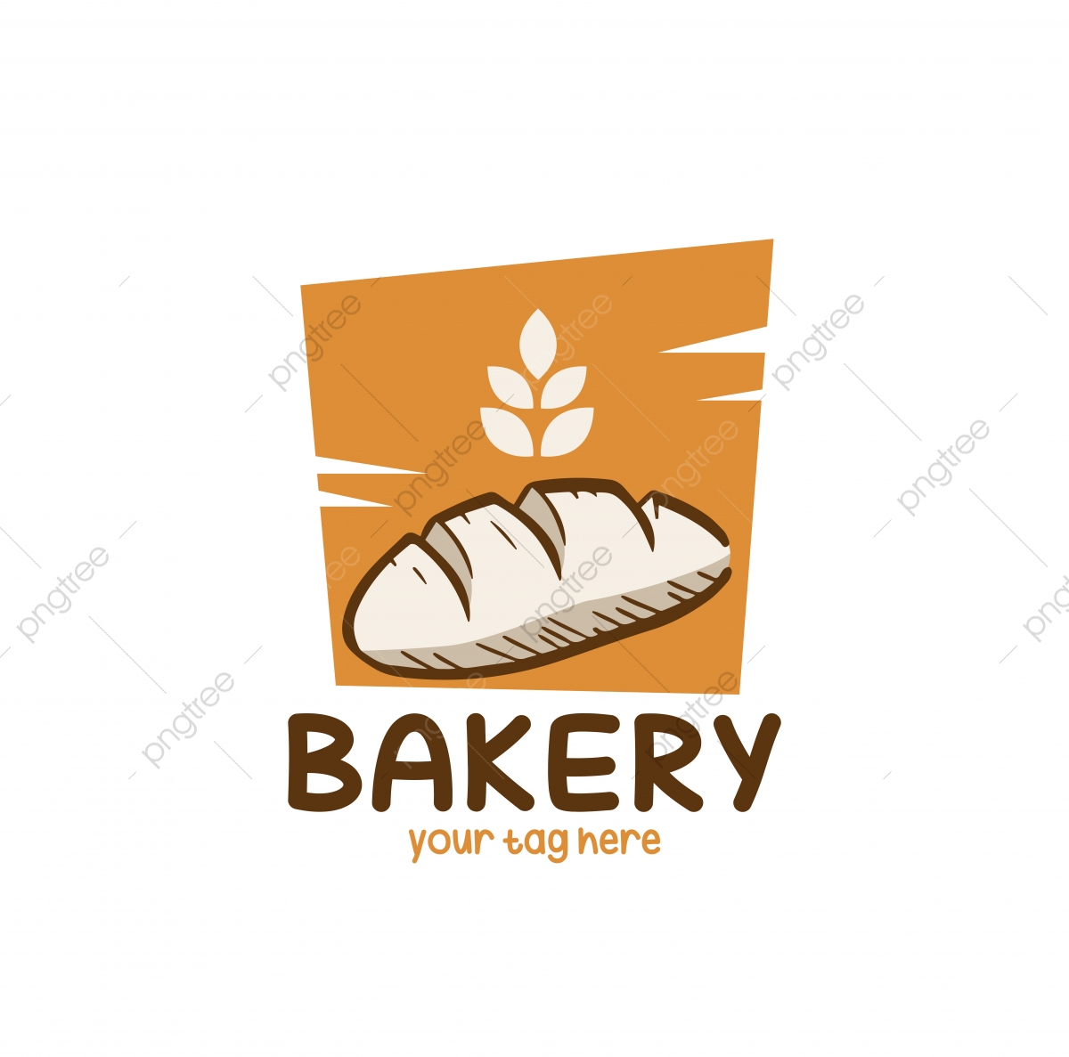 Bread Bakery Logo Design Inspiration Bread Logo Bakery Png And