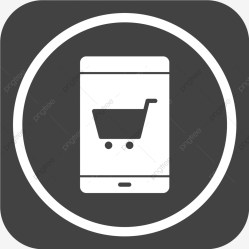 Vector Online Shopping Icon Online Icons Shopping Icons Buy Online PNG and Vector with Transparent Background for Free Download