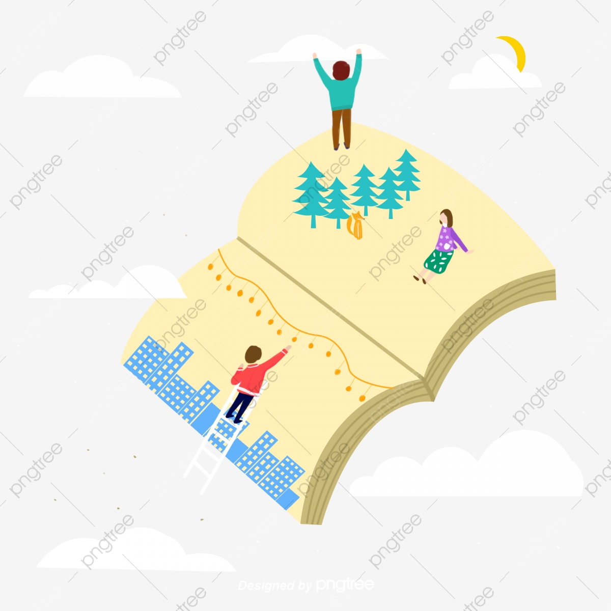 hight resolution of commercial use resource upgrade to premium plan and get license authorization upgrade now book fairy tale world book clipart