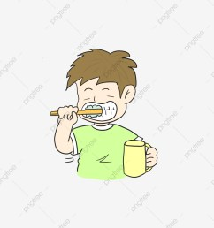 commercial use resource upgrade to premium plan and get license authorization upgradenow children brushing teeth children clipart  [ 1200 x 1200 Pixel ]