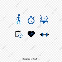 Fitness Icon PNG Images Vector and PSD Files Free Download on Pngtree