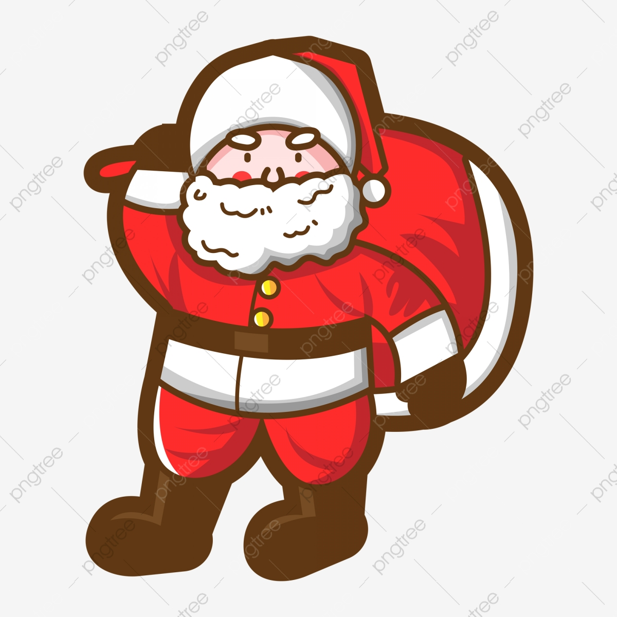 hight resolution of category santa claus