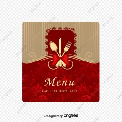 Menu Restaurant PNG Images Vector and PSD Files Free Download on Pngtree