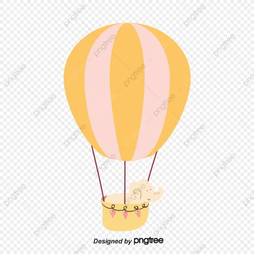 small resolution of elephant riding and hot air balloon gratis png y psd
