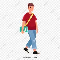 College Student Cartoon Images