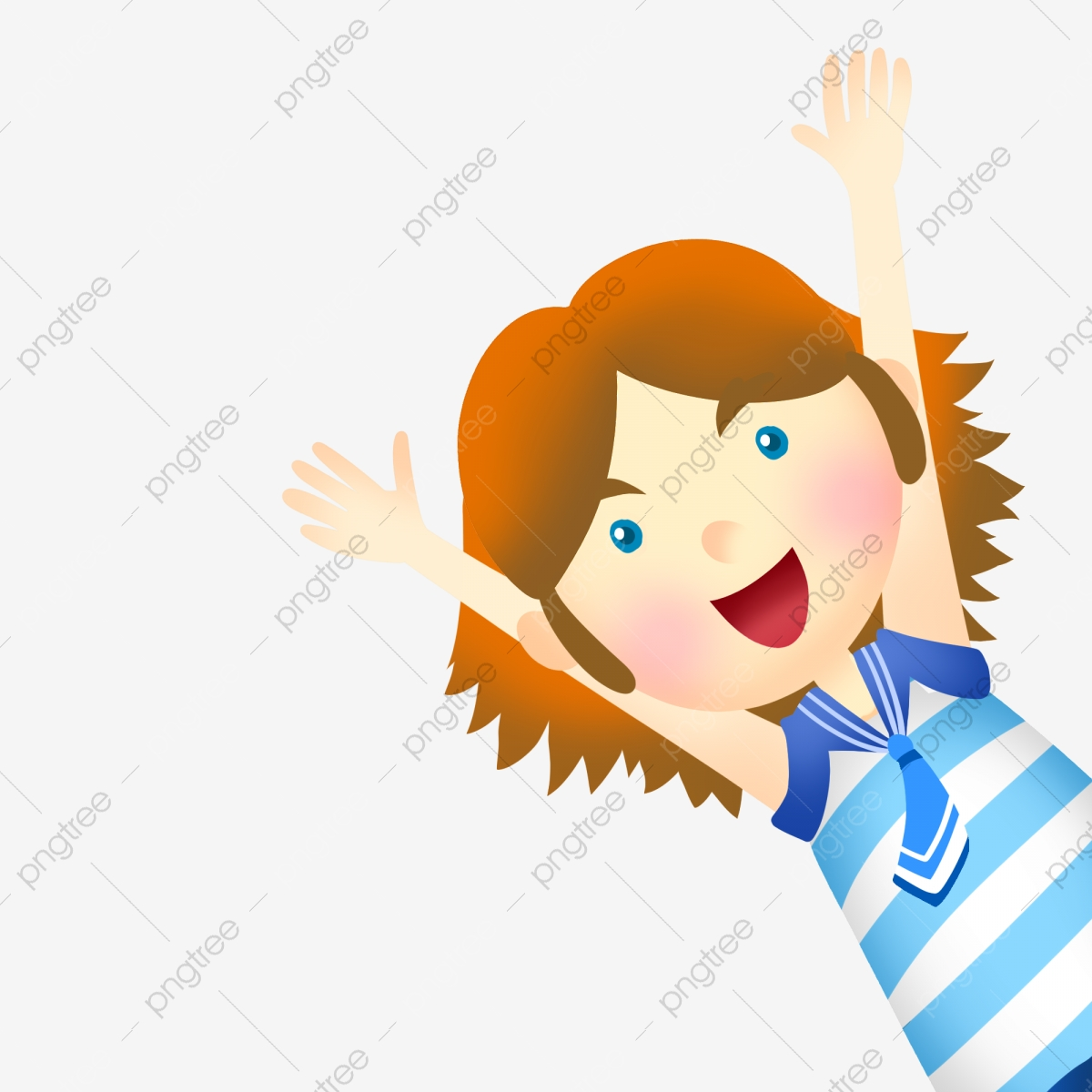 hight resolution of the little girl gratis png y clipart