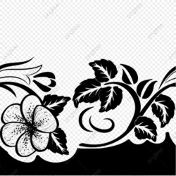 Flower Png Clipart Vector Flower Icons Flower Vector Illustration PNG Transparent Clipart Image and PSD File for Free Download