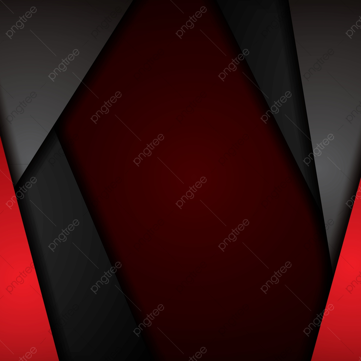 abstract red black design