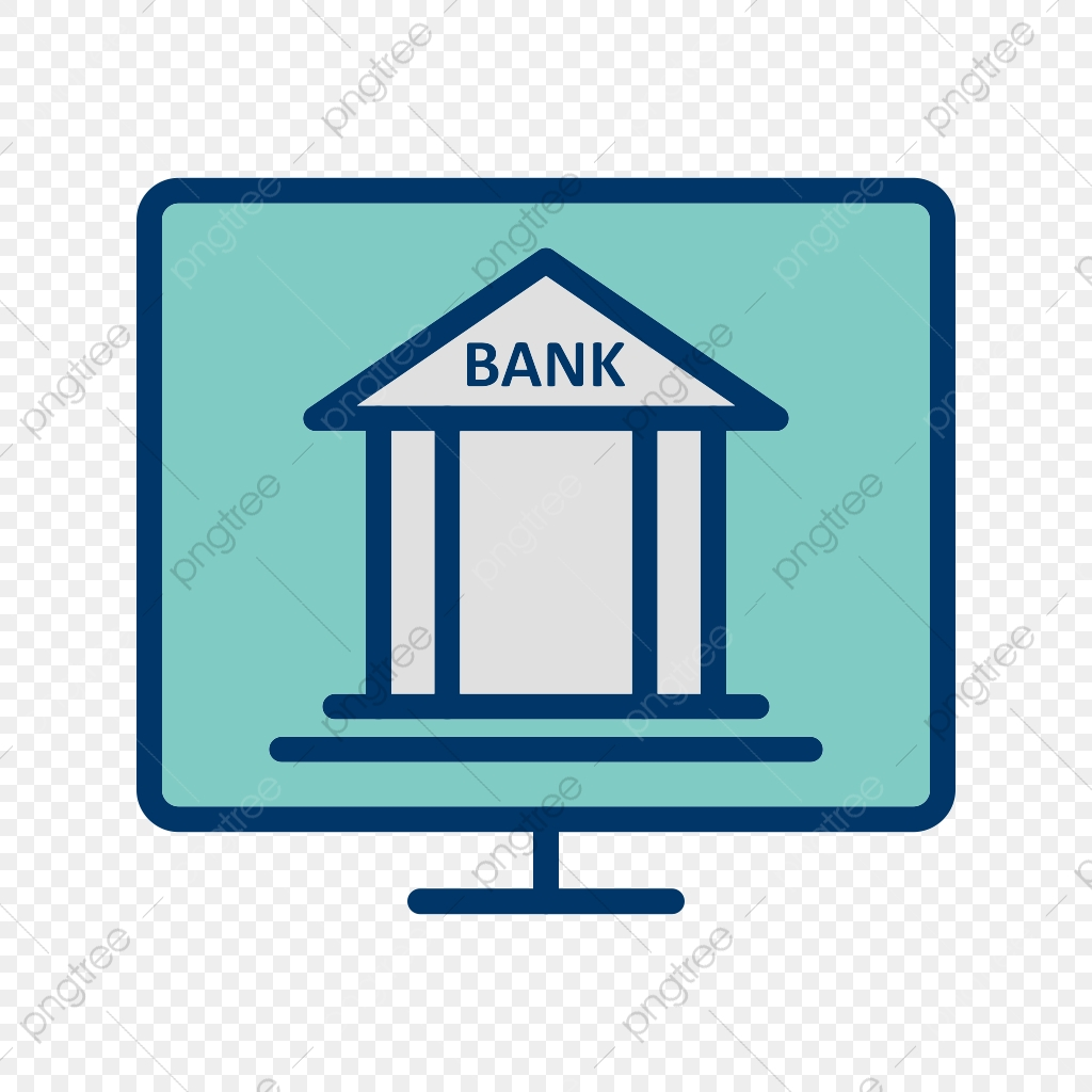 Internet Banking Icon Internet Icons Online Banking Icon Png And Vector With Transparent Background For Free Download