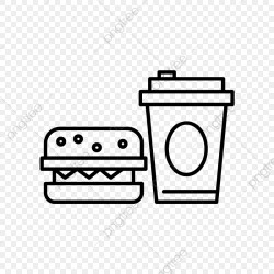 Vector Fast Food Icon Food Icons Fast Icons Fast Food Icon PNG and Vector with Transparent Background for Free Download