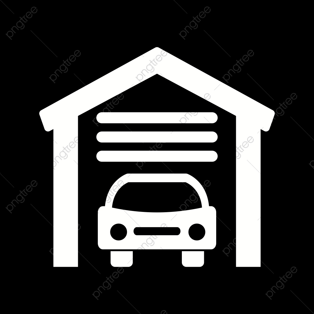 Vector Garage Icon Garage Icons Car Garage Home Garage Png And Vector With Transparent Background For Free Download