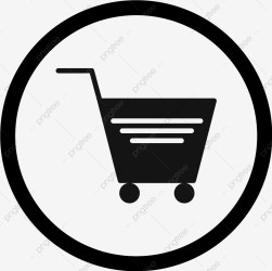 Vector Shopping Cart Icon Shopping Cart Clipart Cart Icons Shopping Icons PNG and Vector with Transparent Background for Free Download