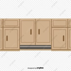 Cartoon Cabinet Cartoon Kitchen Scenes PNG Transparent Clipart Image and PSD File for Free Download
