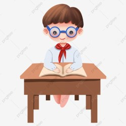 student cartoon character elements clipart study upgrade psd authorization license resource premium commercial plan pngtree