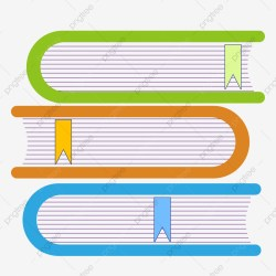 Thick Book Cartoon Textbook Books Textbooks Thickness PNG and Vector with Transparent Background for Free Download