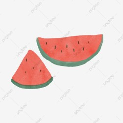 Watermelon Watermelon Slice Red Summer Cool Watermelon Watermelon Slice Red PNG Transparent Clipart Image and PSD File for Free Download
