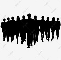 People Silhouette PNG Images Vector and PSD Files Free Download on Pngtree