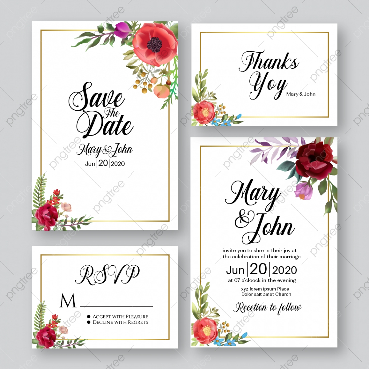 https pngtree com freepng watercolor wedding invitation card template 5008023 html