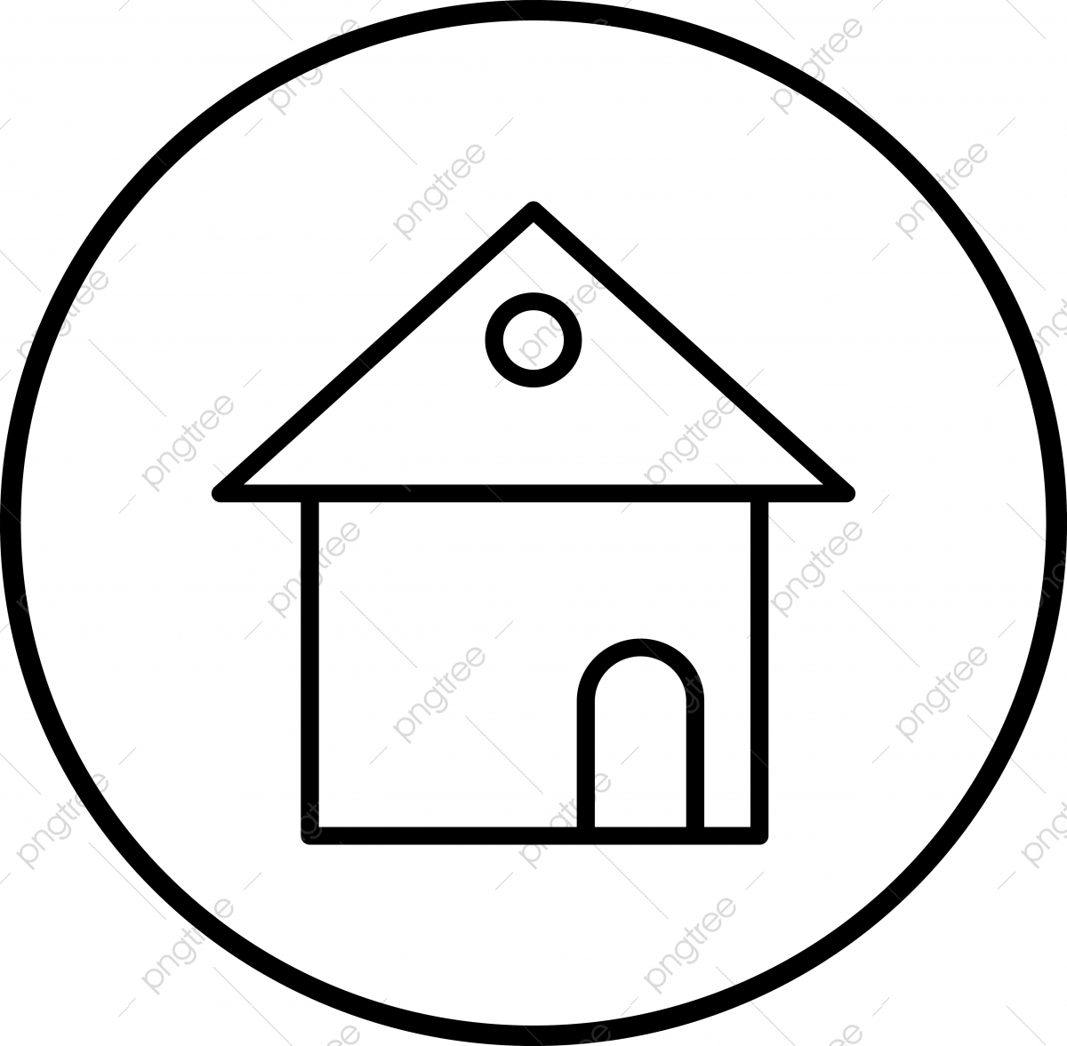 https fr pngtree com freepng house vector icon white background 5259675 html