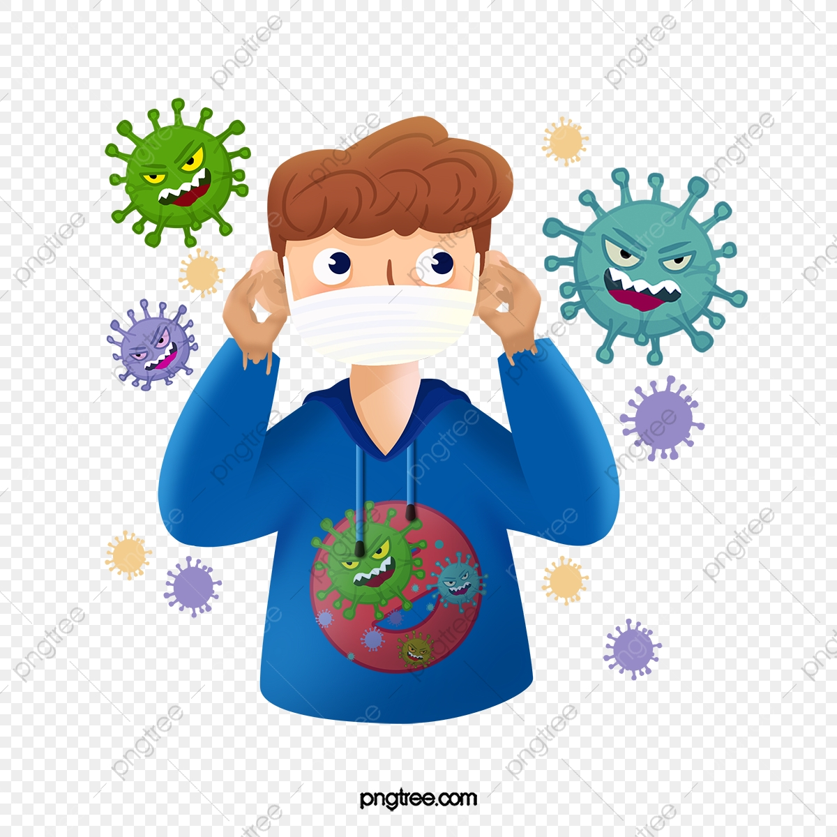 Covid 19 Virus Png File