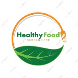 Healthy Food Logo Template Emblem Design Concept Creative Symbol Icon Template Download on Pngtree