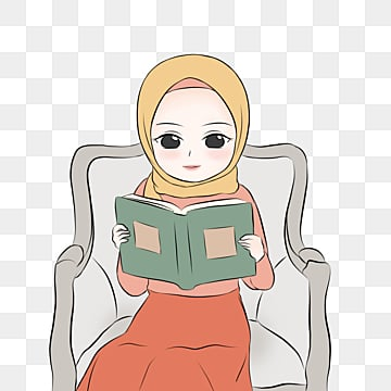 Nel farlo indossa sempre l'hijab, quello stesso velo che huda,. Girl Reading Png Images Vector And Psd Files Free Download On Pngtree