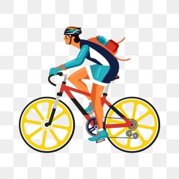 cartoon bicycle png images
