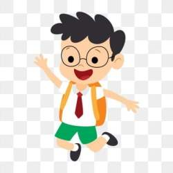 Cartoon Student Png Vector PSD and Clipart With Transparent Background for Free Download Pngtree