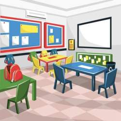 School Classroom PNG Images Vector and PSD Files Free Download on Pngtree