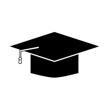 Graduation Hat PNG Images Vector and PSD Files Free