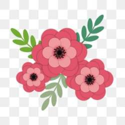 Flower Vector PNG Images Watercolor flowers Flowers Flower vector Vectors in AI EPS format Free Download on Pngtree