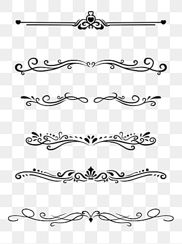 Page Dividers Png : dividers, Divider, Images, Vector, Files, Download, Pngtree