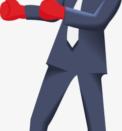 boxing business man business vector man vector business clipart png and vector [ 650 x 1273 Pixel ]