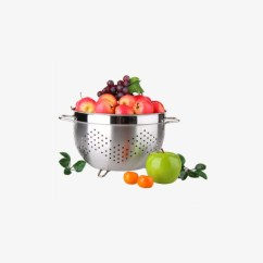 Fruit Basket For Kitchen Restaurant Mats Simelo Shi Melody Stainless Steel Drain Clipart