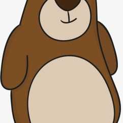 Brown Bear Diagram 03 Lancer Wiring Vector Hand Painted Png And