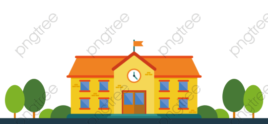 cartoon vector orange clipart student learning education transparent vectors preview getdrawings