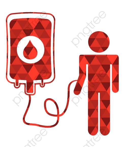 small resolution of abstract blood donation png clipart