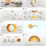 Awesome Interior Design Of Home Furnishings For Creative Home Furniture Ppt Template For