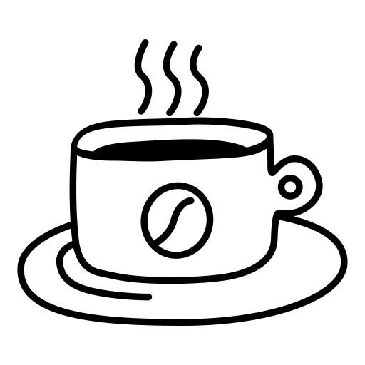 Coffee Icon With PNG and Vector Format for Free Unlimited