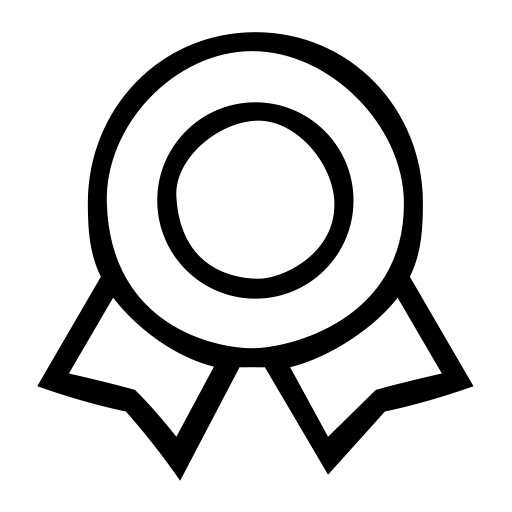 Level V, Grade, Legal Icon With PNG and Vector Format for