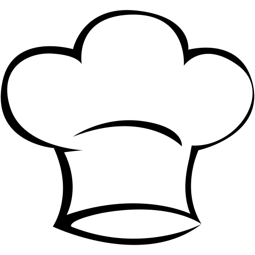 Chushimao, Chef Hat, Chef Revival Icon With PNG and Vector