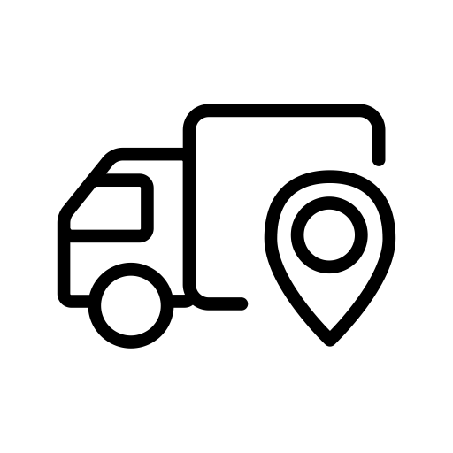 Destination, Holiday, Map Icon With PNG and Vector Format