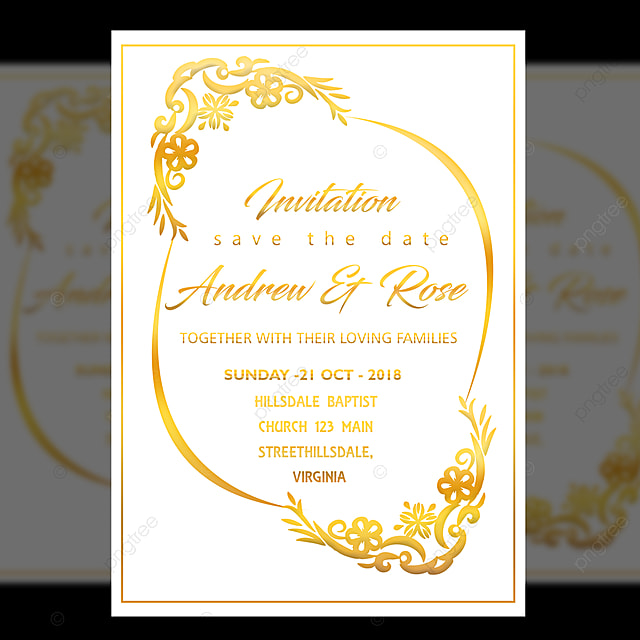 white wedding invitation cards